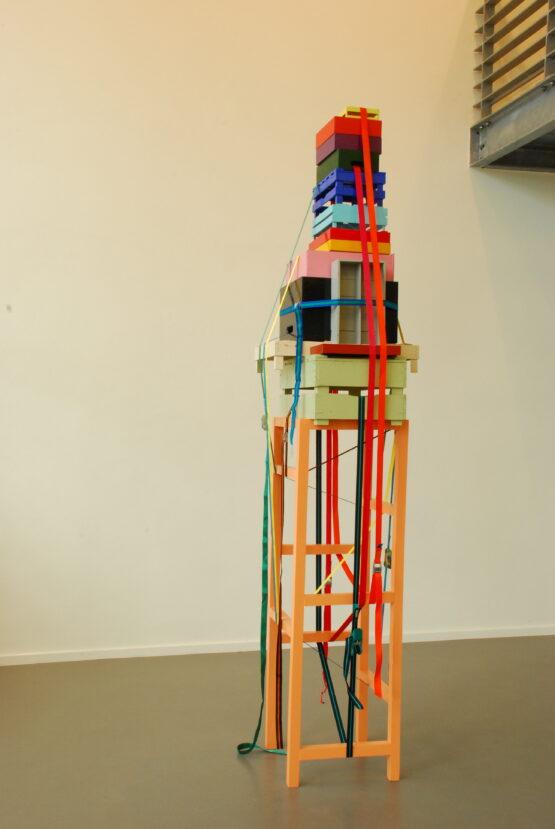 Who likes colour? 2010, mixed media
