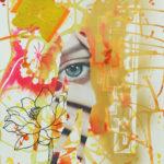Be my lotus 6 - 2015 - mixed media - 41x31.5cm