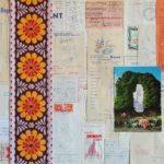 Demarcaffe 2011 - collage - 44x50cm