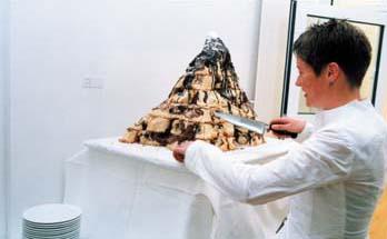 Ein Berg zum Essen 2001
