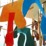 Het Eilanden- rijk 2015 - mixed media - 300x500x300cm