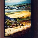 Heuvels En Bergen 1998 - 72x50x15 cm