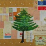 Jaffa 2011 - collage and acrylic - 44x49cm
