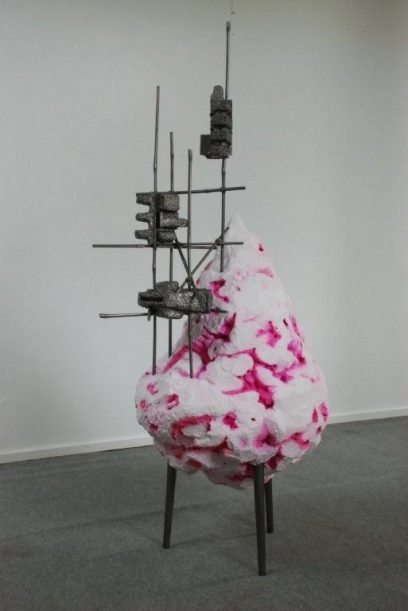 Woonmachine 2008 – mixed media