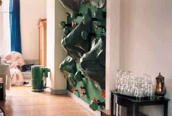 Landschapje Aan De Wand – 2000