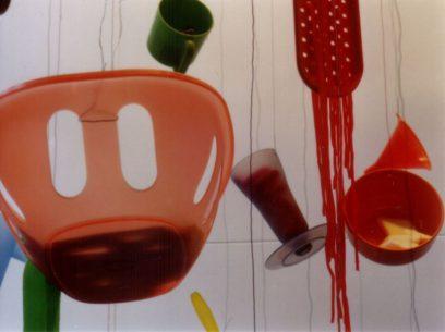 Proef de kunst! Neem een hap! 2007 – Installation, candy and plastic…