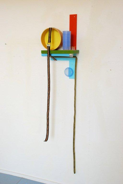 Rond 2011 – mixed media
