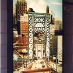 Stad 1998 - 93x60x15 cm