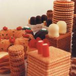 Bad Suss 2001 - Biscuits Chocolate etc. - 108x240x60 cm