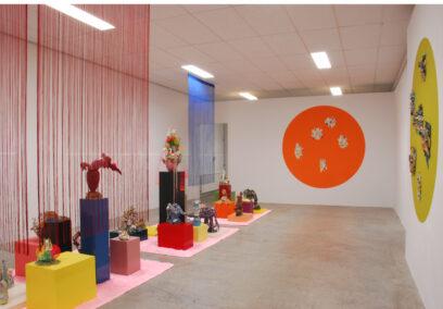 "Melklokaal , exhibition ""Objects of Desire"", 2019"
